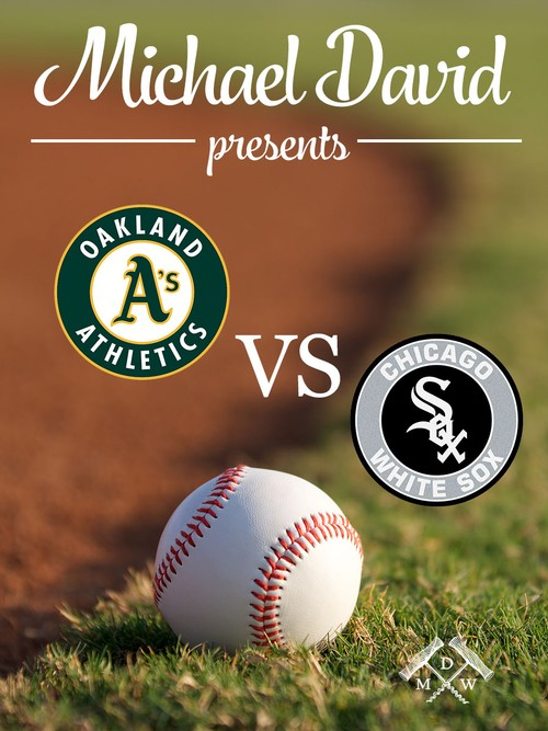 Oakland A's vs White Sox