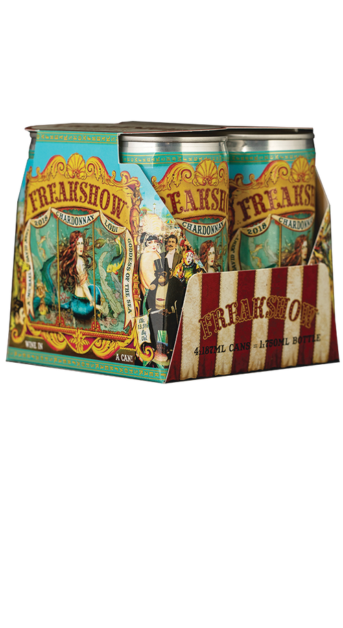 2019 Freakshow Chard Cans | 4 Pack