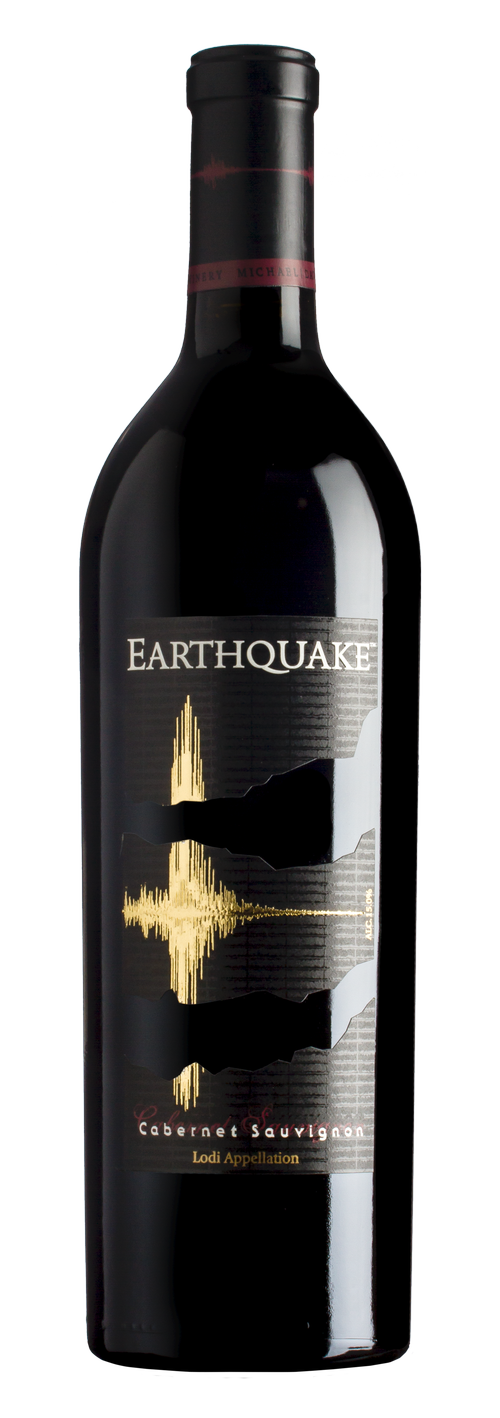 2016 Earthquake Cabernet