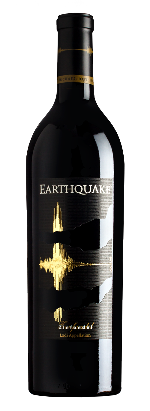 2016 Earthquake Zinfandel