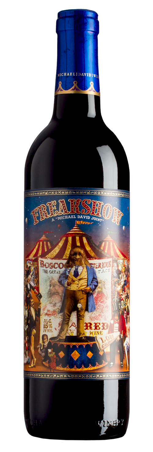 2016 Freakshow Red Wine