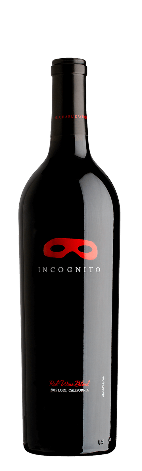 2015 Incognito Red Blend