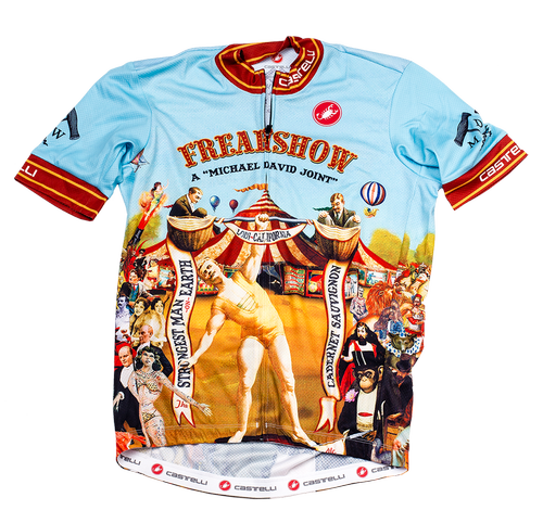 Women's Freakshow Cycle Jersey Image