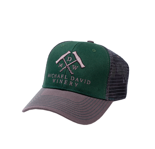 Michael David Trucker Hat Image