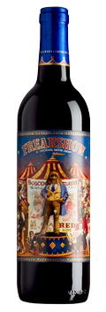 2015 Freakshow Red Wine Image